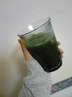 美味しい青汁。